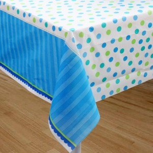 Sweet Little Cupcake Boy Table Cover