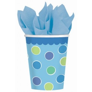 Sweet Little Cupcake Boy Cups