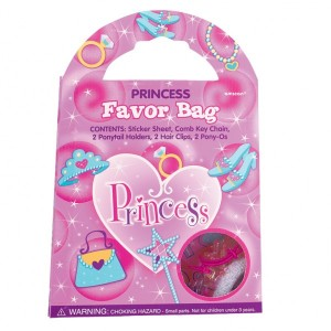 Princess Favor Bag