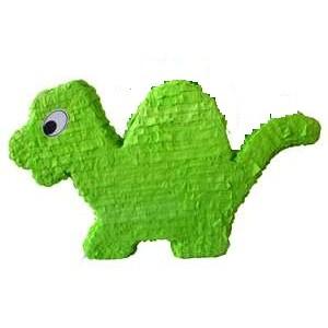Green Dinasaur Pinata
