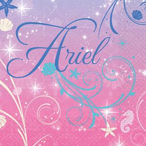 Ariel Beverage Napkins