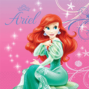 Ariel Lunch Napkins