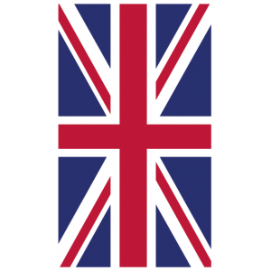 British Flag Backdrop