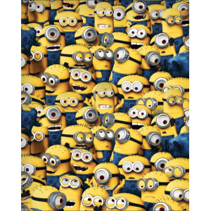 Minion Backdrop