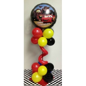 Balloon Centerpiece Top and Bottom Base
