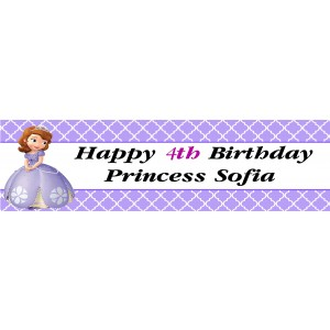 Sofia the First Wall Banner
