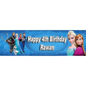 Disney Frozen Wall Banner