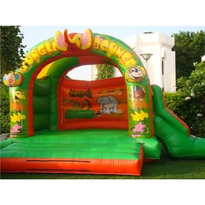 Jungle Bounce Castle