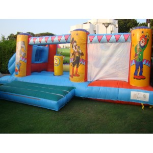 Multi Acitivity Bounce Castle