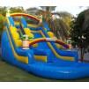 Super Jumbo Water Slide Bounce