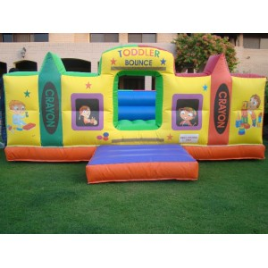Toddlers Bounce Castle