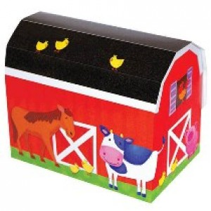 Barnyard Fun Favor Box