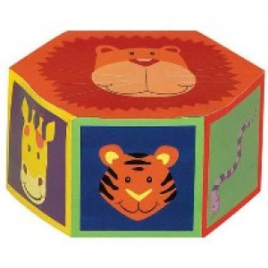 Jungle Animal Favor Boxes