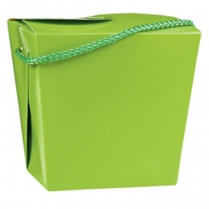 Lime Green Gift Box