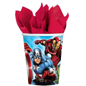 Avengers Cups