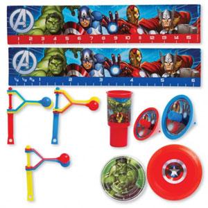 Avengers Favor Pack