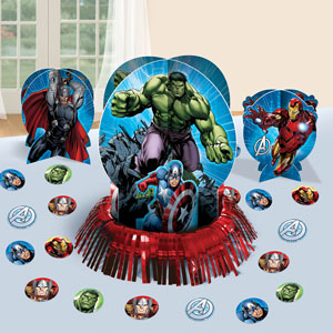 Avengers Decorating Kit