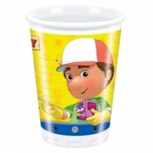 Handy Manny Cups