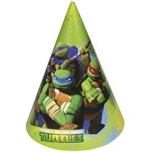 Ninja Turtle Cone Hats