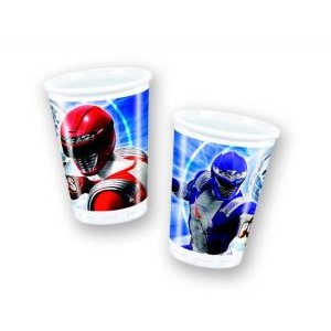 Power Rangers Cups
