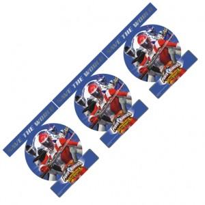 Power Rangers Flag Banner