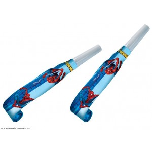 Spiderman Blowouts