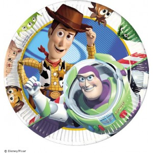Toy Story Dinner Plates