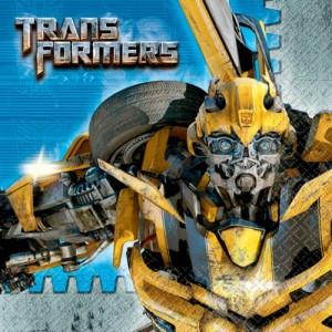 Transformers Beverage Napkin