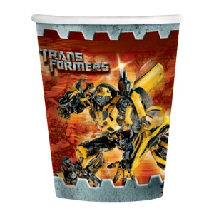 Transformers Cups
