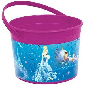 Cinderella Favor Container