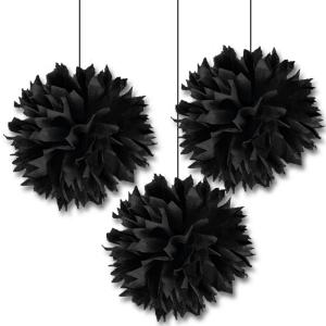 Black Fluffy