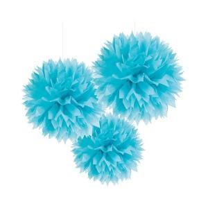 Blue Fluffy