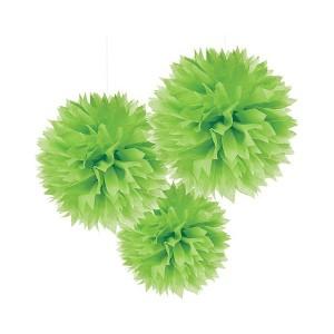Green Fluffy