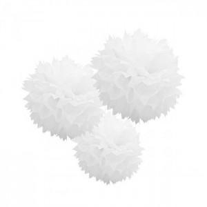 White Fluffy