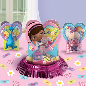 Doc McStuffins Table Decoration Kit