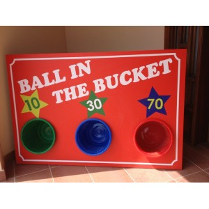 Ball in the Bucket