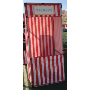 Carnival Ticket Booth