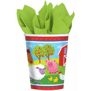 Barnyard Cups