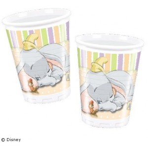 Dumbo Party Cups