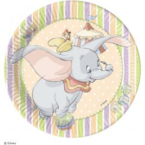 Dumbo Dinner Plates