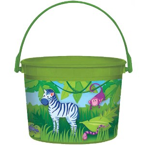 Jungle Favor Container