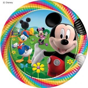 Mickey Dinner Plates