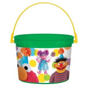 Sesame Street Favor Container