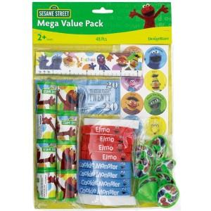 Sesame Street Favor Value Pack