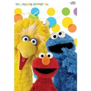 Sesame Street Party Bags