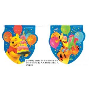 Winnie the Pooh Flag Banner
