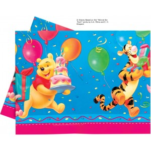 Winnie the Pooh Table Covers