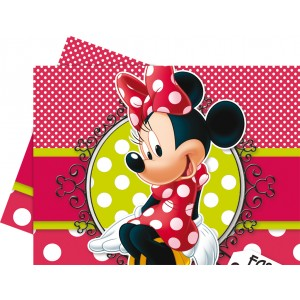 Minnie Fashion Table Cover