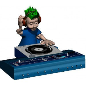 Disc Jockey (Dj)