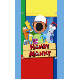 Handy Manny Photo Prop